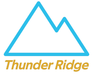 Thunder Ridge Logo, PA Hire Wiltshire, SB Audio Solutions, Sound Engineer Hire, Live Music