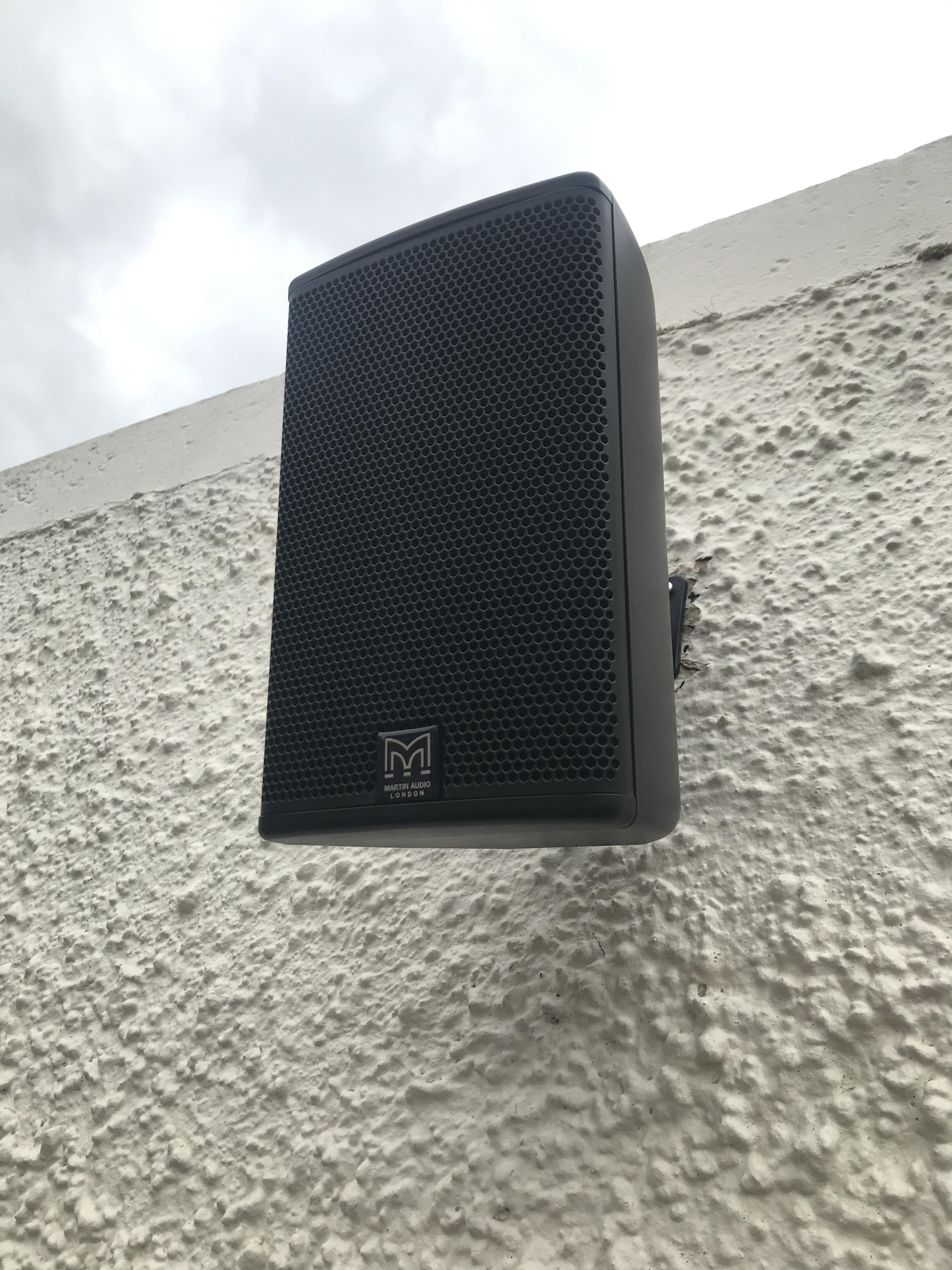Martin Audio Adorn Installation A55 SB Audio Solutions